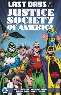 Cover Thumbnail for Last Days of the Justice Society of America (DC, 2017 series)