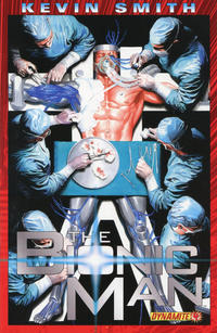 Cover Thumbnail for Bionic Man (Dynamite Entertainment, 2011 series) #4 [Reorder Variant]
