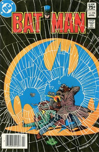 Cover Thumbnail for Batman (DC, 1940 series) #358 [Canadian]