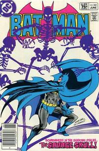 Cover Thumbnail for Batman (DC, 1940 series) #360 [Canadian]
