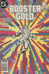 Cover Thumbnail for Booster Gold (DC, 1986 series) #19 [Canadian]