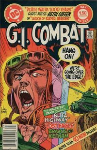 Cover Thumbnail for G.I. Combat (DC, 1957 series) #267 [Canadian]