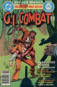 Cover Thumbnail for G.I. Combat (DC, 1957 series) #266 [Canadian]