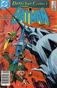 Cover Thumbnail for Detective Comics (DC, 1937 series) #558 [Canadian]