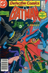Cover Thumbnail for Detective Comics (DC, 1937 series) #559 [Canadian]