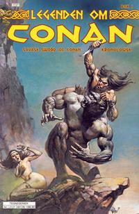 Cover Thumbnail for Legenden om Conan (Hjemmet / Egmont, 2017 series) #1