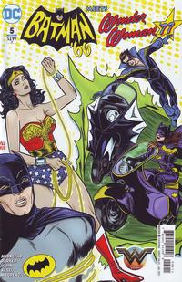 Cover Thumbnail for Batman '66 Meets Wonder Woman '77 (DC, 2017 series) #5