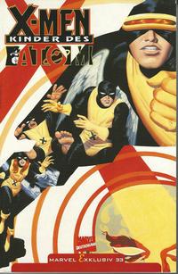 Cover Thumbnail for Marvel Exklusiv (Panini Deutschland, 1998 series) #33 - X-Men Kinder des Atoms