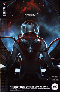 Cover Thumbnail for Divinity (Valiant Entertainment, 2015 series)