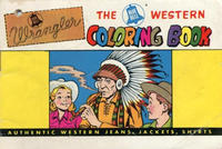 Cover Thumbnail for The Western Coloring Book (American Comics Group, 1958 series)