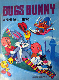 Cover Thumbnail for Bugs Bunny Annual (World Distributors, 1951 series) #1974