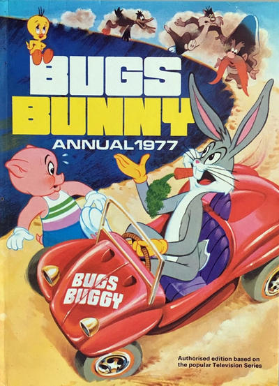 Cover for Bugs Bunny Annual (World Distributors, 1951 series) #1977