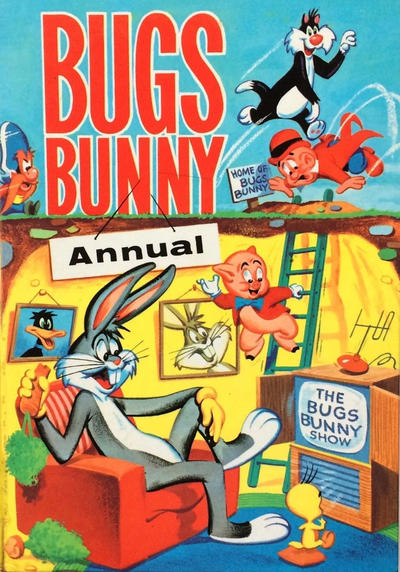 Cover for Bugs Bunny Annual (World Distributors, 1951 series) #1965