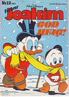 Cover for Joakim [Farbror Joakim] (Hemmets Journal, 1976 series) #12/1981