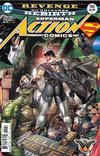 Cover for Action Comics (DC, 2011 series) #980