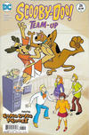 Cover for Scooby-Doo Team-Up (DC, 2014 series) #26 [Direct Sales]