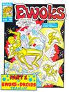Cover for Ewoks (Marvel UK, 1987 series) #9