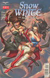 Cover for Snow White vs. Snow White (Zenescope Entertainment, 2016 series) #2 [Cover A - Paolo Pantalena]