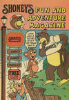 Cover for Shoney's Fun and Adventure Magazine (Paragon Products, 1983 series) #4
