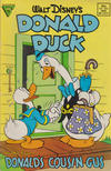 Cover for Donald Duck (Gladstone, 1986 series) #262 [Newsstand]