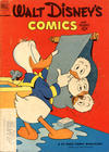 Cover for Walt Disney's Comics and Stories (Dell, 1940 series) #v13#2 (146) [Subscription Box Cover Variant]
