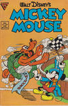 Cover for Mickey Mouse (Gladstone, 1986 series) #236 [Newsstand Edition]