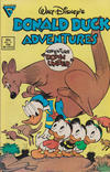 Cover for Walt Disney's Donald Duck Adventures (Gladstone, 1987 series) #11 [Newsstand Edition]