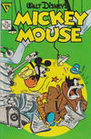 Cover for Mickey Mouse (Gladstone, 1986 series) #223 [Direct edition]