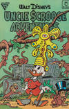 Cover for Walt Disney's Uncle Scrooge Adventures (Gladstone, 1987 series) #11 [Newsstand]