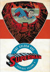 Cover for Superman: The Golden Age Omnibus (DC, 2013 series) #4