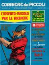 Cover for Corriere dei Piccoli (Corriere della Sera, 1908 series) #16/1970