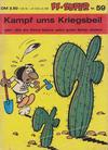 Cover for Kauka Super Serie (Gevacur, 1970 series) #59 - Kleiner Kaktus - Kampf ums Kriegsbeil