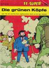 Cover for Kauka Super Serie (Gevacur, 1970 series) #58 - Gin und Fizz - Die grünen Köpfe