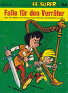Cover for Kauka Super Serie (Gevacur, 1970 series) #54 - Prinz Edelhart - Falle für einen Verräter