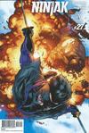 Cover for Ninjak (Valiant Entertainment, 2015 series) #27 [Cover A - Stephen Segovia]