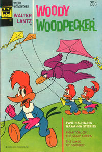 Cover Thumbnail for Walter Lantz Woody Woodpecker (Western, 1962 series) #137 [Whitman]