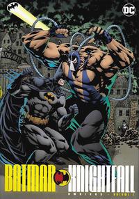 Cover Thumbnail for Batman: Knightfall Omnibus (DC, 2017 series) #1