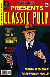Cover Thumbnail for Classic Pulp (Source Point Press, 2013 series) #2