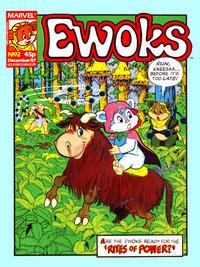 Cover Thumbnail for Ewoks (Marvel UK, 1987 series) #2