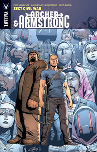 Cover Thumbnail for Archer & Armstrong (Valiant Entertainment, 2013 series) #4 - Sect Civil War