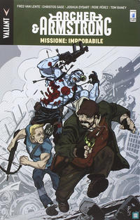 Cover Thumbnail for Archer & Armstrong (Valiant Entertainment, 2013 series) #5 - Mission: Improbable