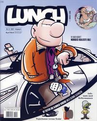 Cover Thumbnail for Lunch (Hjemmet / Egmont, 2013 series) #5/2017