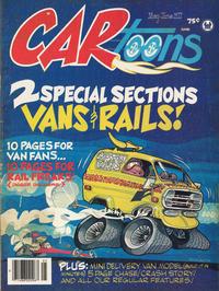 Cover Thumbnail for CARtoons (Petersen Publishing, 1961 series) #98