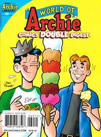 Cover Thumbnail for World of Archie Double Digest (Archie, 2010 series) #69