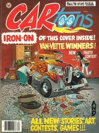 Cover Thumbnail for CARtoons (Petersen Publishing, 1961 series) #4 [105]