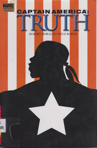 Cover Thumbnail for Captain America: The Truth (Marvel, 2003 series)