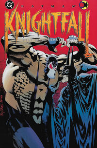 Cover Thumbnail for Batman: Knightfall, Part One: Broken Bat (DC, 1993 series)  [First Printing]