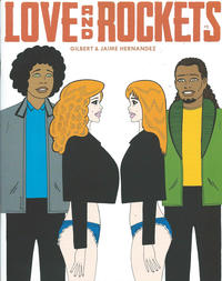Cover Thumbnail for Love and Rockets (Fantagraphics, 2016 series) #2