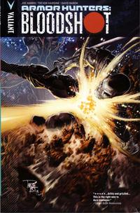 Cover Thumbnail for Armor Hunters: Bloodshot (Valiant Entertainment, 2014 series)
