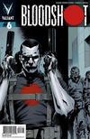 Cover for Bloodshot (Valiant Entertainment, 2012 series) #6 [Cover B - Trevor Hairsine]